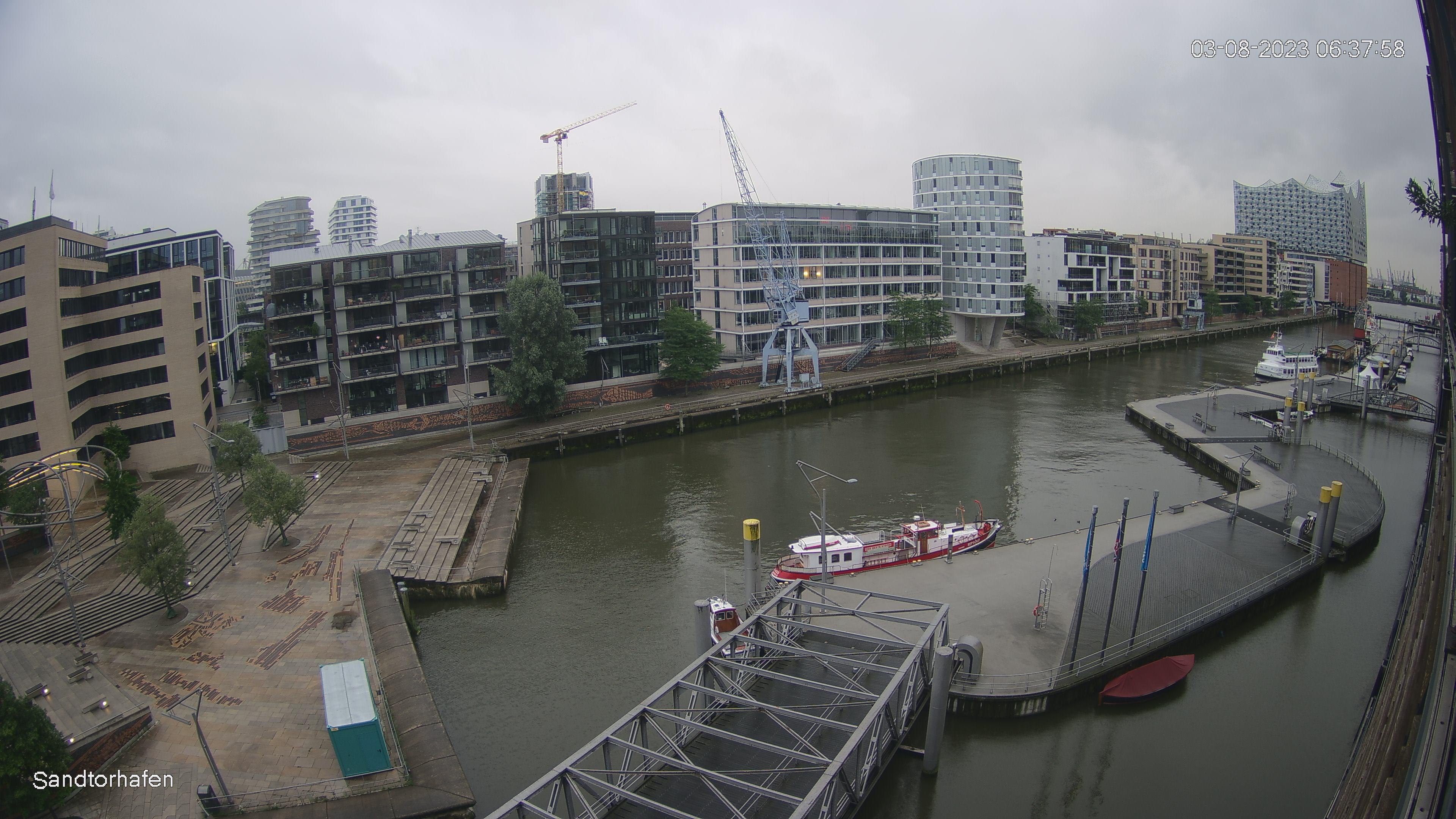 Livecam Hamburg